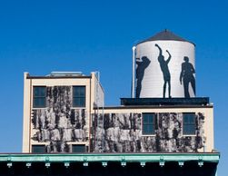 the water tank project - combining art and philanthropy to build awareness for the state of water in 2013