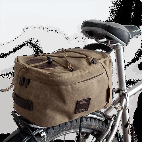 Taconite Trail Bike Trunk Bag Cool