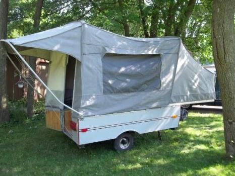 1988 Coleman Colorado Pop Up Camper Excellent Kentwood Mi