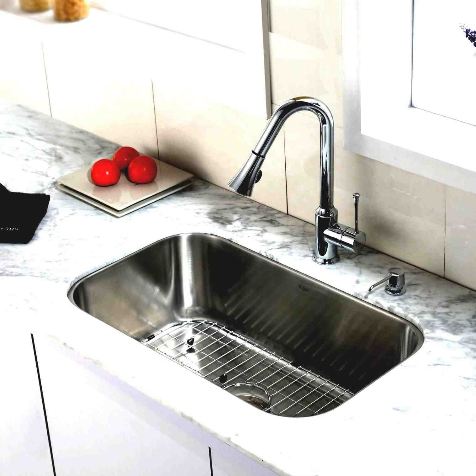 Kitchen:Kitchen Simple Kitchen Sinks Design For Beautiful White Kitchen  Ideas Combined Single Bowl Stainless Steel Sinks Along With Shiny Stainless  Steel ...