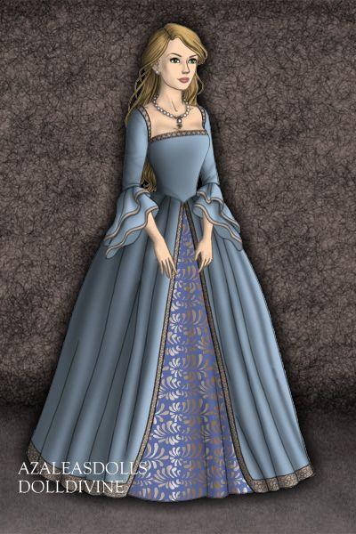 Lady Aveline Garrett #dollvictoriandressstyles