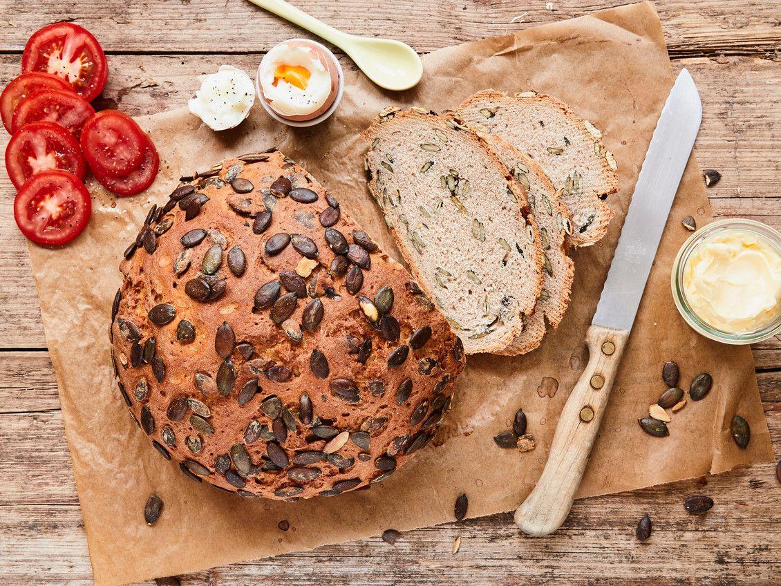 Brot selber backen - die besten Rezepte   Die besten