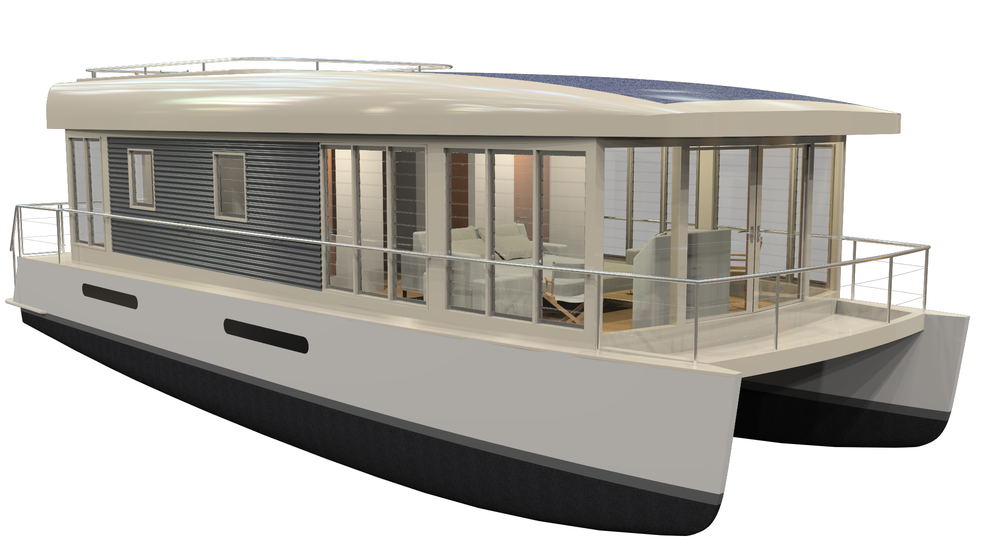 Do It Yourself Home Design: Mothership Marine Second Home