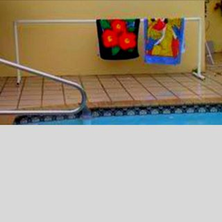 Pool Towel Drying Rack Inspiration Pool Towel Rack Made From Pvc Pipe  Ideas For The House  Pinterest 2018