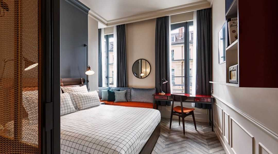 The Hoxton Hotel In Paris In 2020 Paris Hotels Rooms Hotel Hoxton Hotels Room