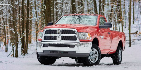 The #WinterSolstice just means a cooler kind of road trip in your Ram Truck. #Ramtrucks