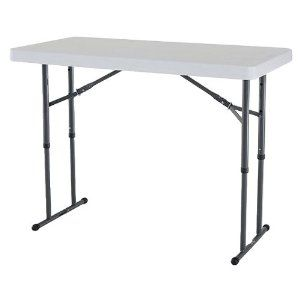 Amazon 84 95 Great Camping Table No More Bending Over The Camping Stove Adjustable Height Table Folding Table Legs Folding Table