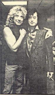 MAGE MUSIC: On This Day 26 October 1995 Robert Plant & Jimmy Page, Madison Square Garden