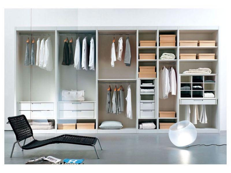Kleidung Begehbarer Kleiderschrank Zimmer ATLANTE comp.02   dressing ...