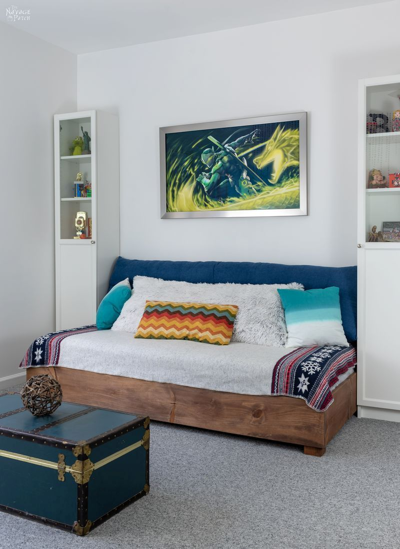 Diy Daybed Diy Daybed Diy Twin Bed Diy Twin Bed Frame