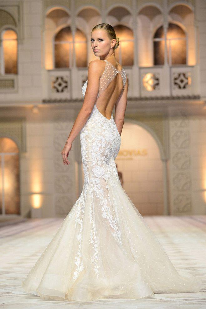 Vestido de novia elegante y bonito | Vestidos y accesorios novia ...