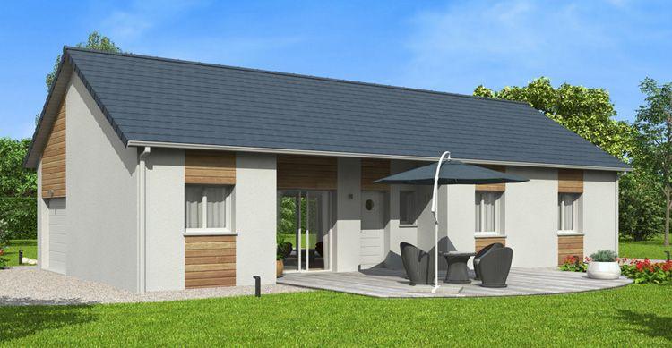 Fabricant maison en bois Maison Pinterest Construction