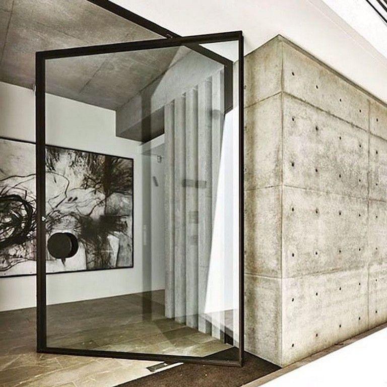 154+ Amazing Decorative Glass Doors Ideas