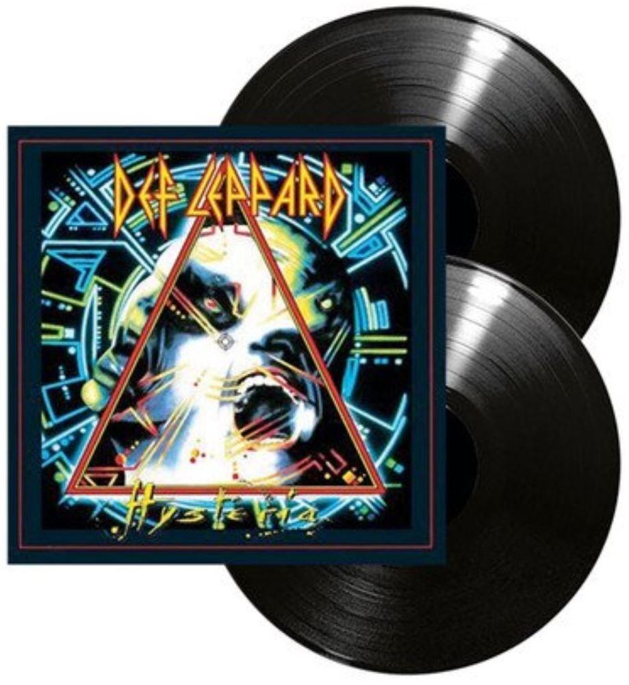 Def Leppard Hysteria In Shrink 2lp Vinyl Record Album 180g 180 Gram Vinyl Records Lps Vinylrecords Stores Vinyl Record Album Vinyl Records Def Leppard
