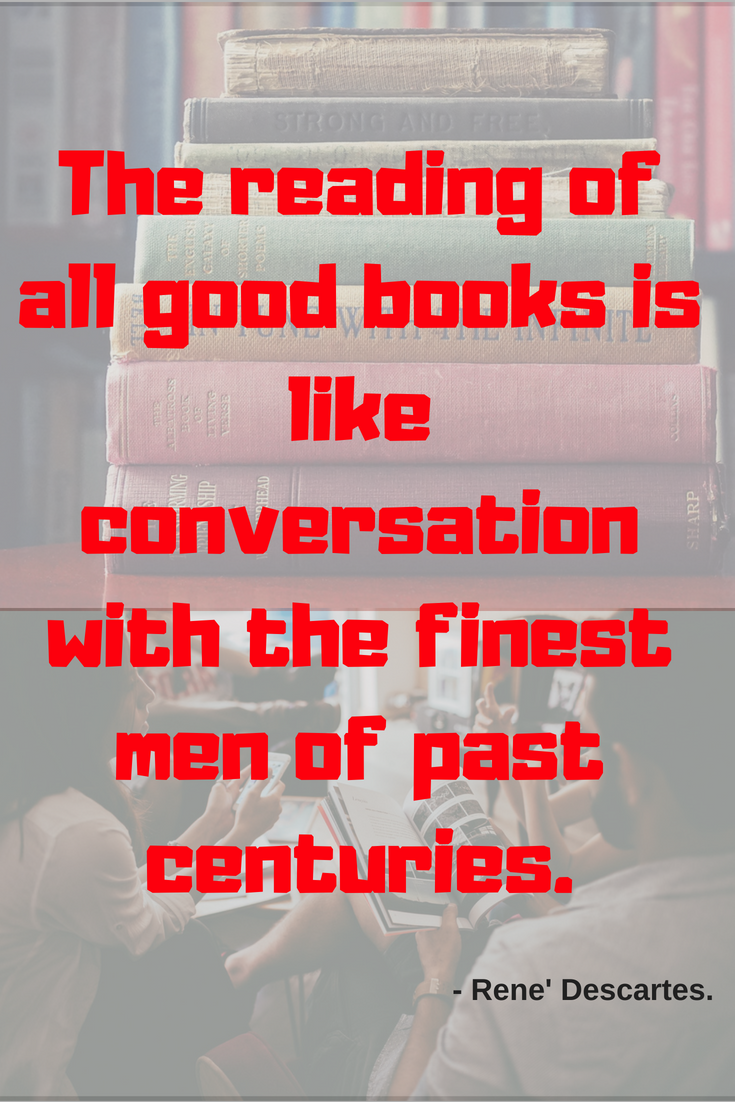 Inspirational quotes for book readers   Deep thoughts