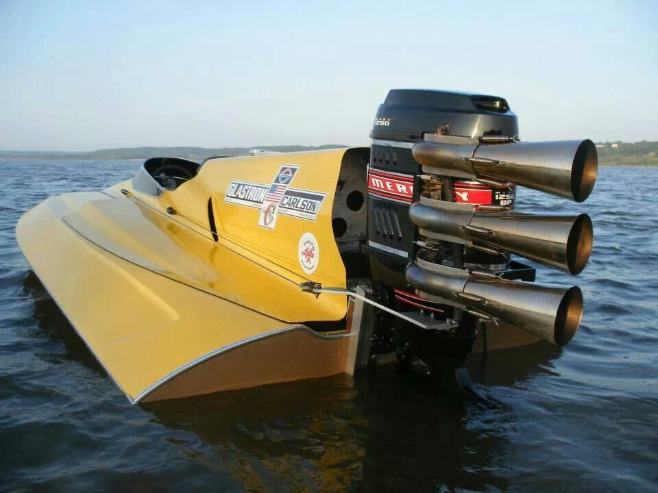 how to make a racing boat