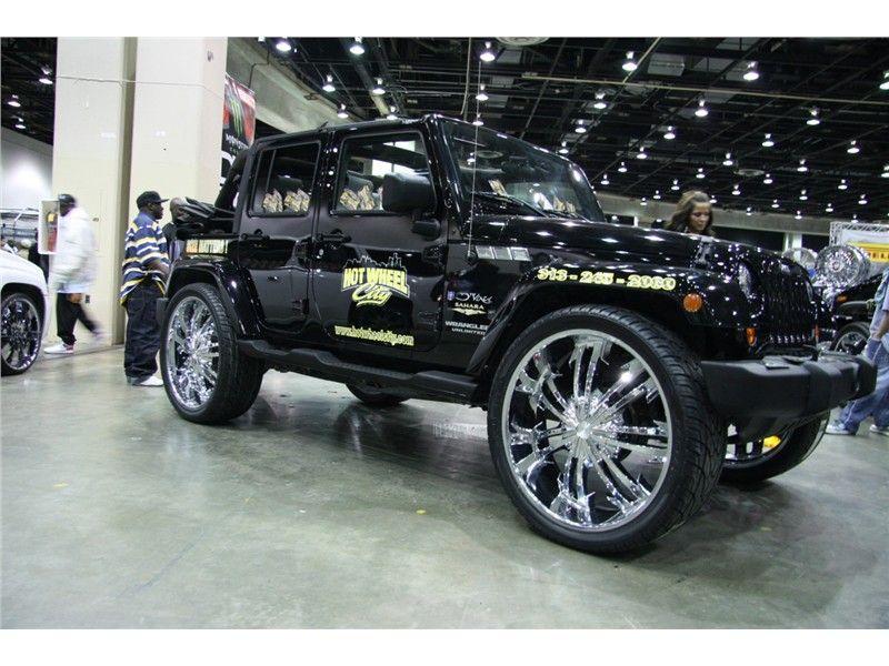 Pimp My Jeep Jeep Wrangler Forum So Sick Man Slim Wheels Awesome
