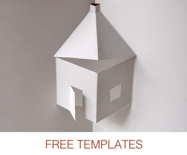 Free Pop Up Card Templates Pop Up Card Templates Pop Up Cards Pop Up Art