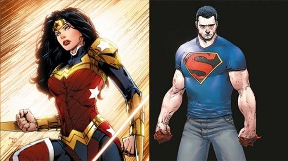 Comics Relief ORPHAN BLACK Rules the Sales Charts WONDER WOMAN and SUPERMAN Get New Looks u0026 the u002790s X-MEN Return | Nerdist  sc 1 st  Pinterest & Comics Relief: ORPHAN BLACK Rules the Sales Charts WONDER WOMAN and ...