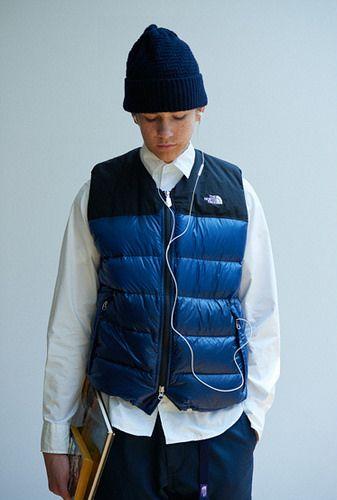 a7e1c1a8f North Face Purple Label FW15. menswear mnswr mens style mens fashion ...
