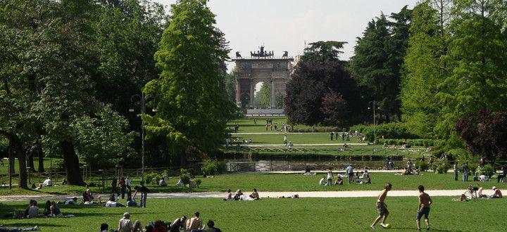 giardini pubblici milano Google Search Park, Beautiful