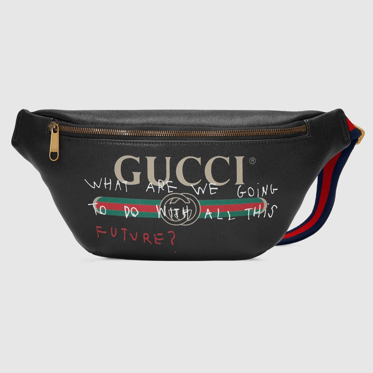 Marsupio con stampa Gucci Coco Capitán