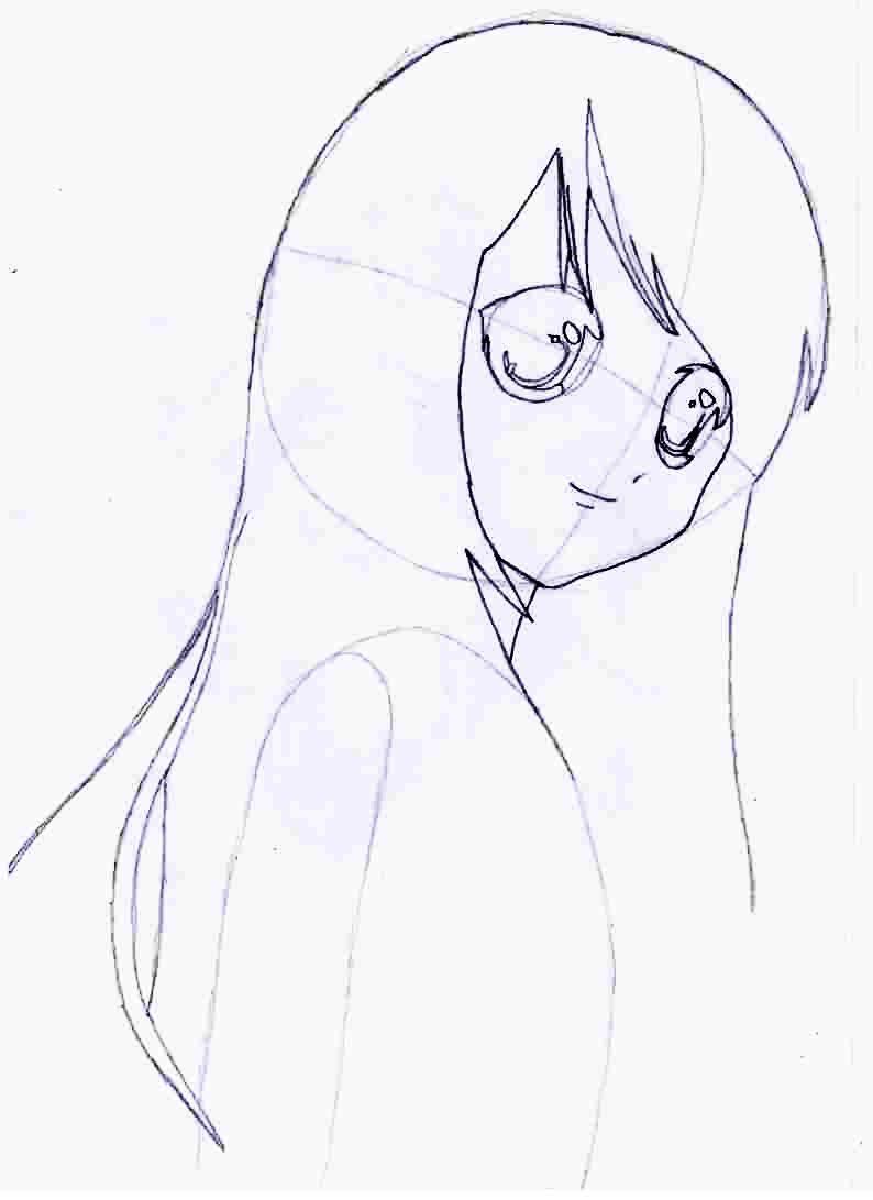 Izobrazhenie Anime Ot Polzovatelya Nastya Filippova Nabroski