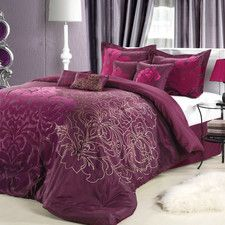 Comforter Sets - Color: Purple, Type: Comforter / Comforter Set | Wayfair