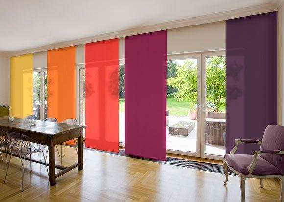 Color curtain #VerticalBlindsCurtains #VerticalBlindsBedroom - schlafzimmer mit eckschrank
