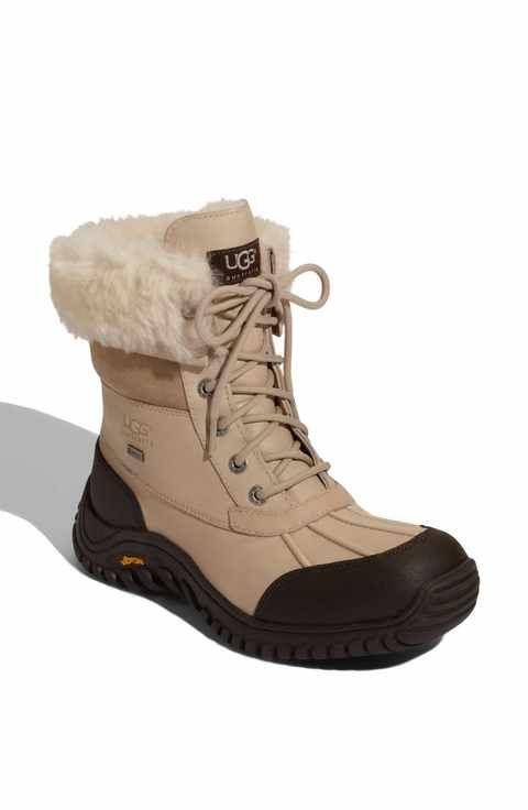 3c5a4609f9f UGG® Adirondack II Waterproof Boot (Women) | Shoes | Ugg adirondack ...