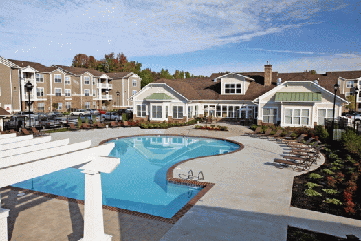 Addison Crater Woods Apartments House Styles Wood Mansions