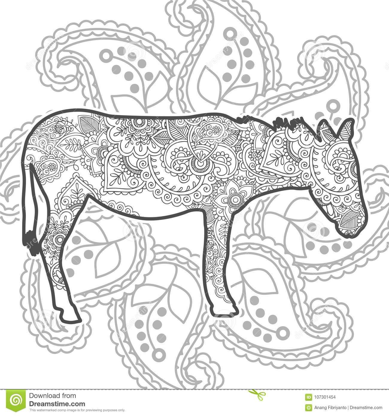 Donkey Coloring Page Shrek Colouring Pages Honking Face Kong