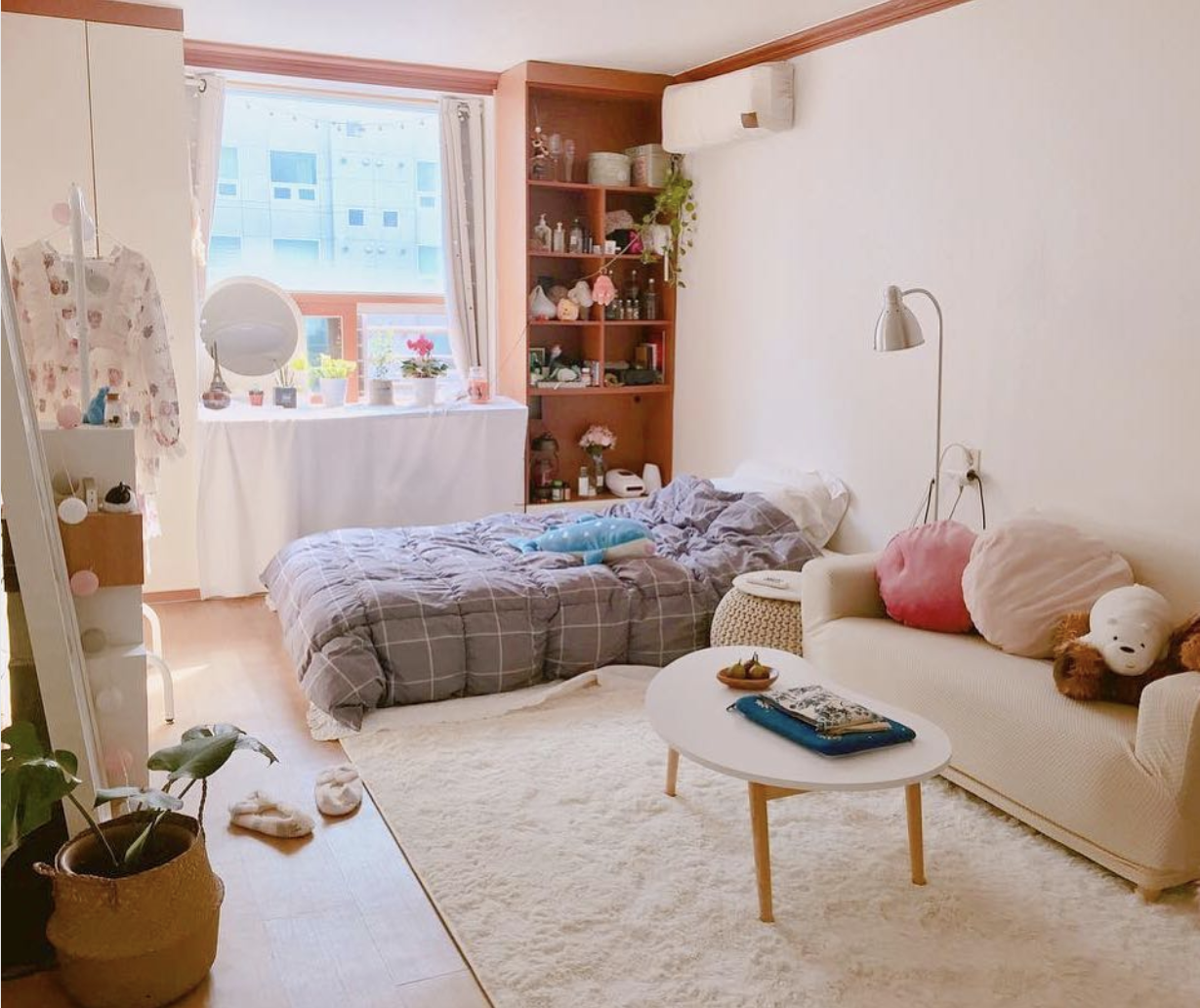 DecorationBureau | Korean bedsets, Bedroom design, Home decor
