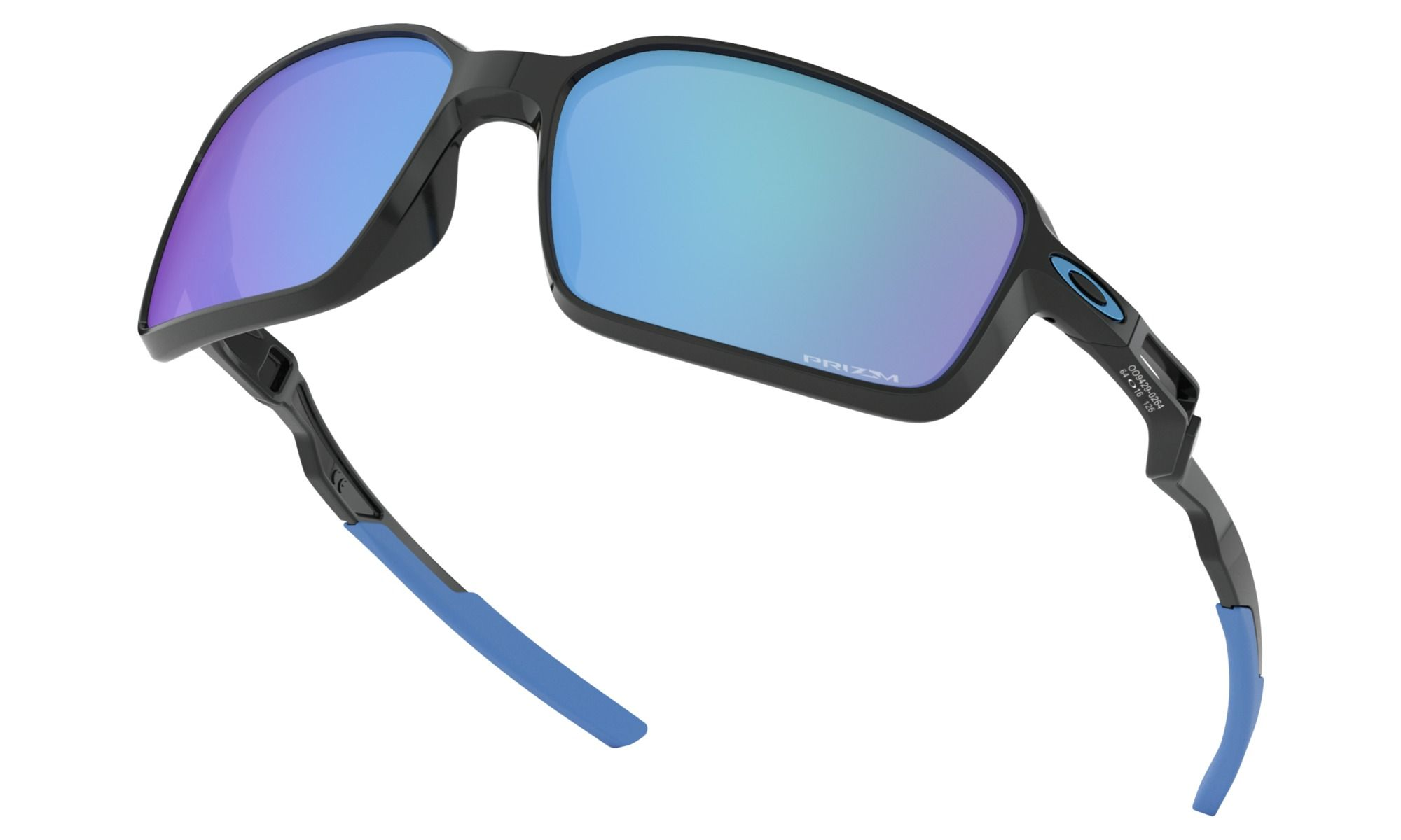 aa63df35703 Buy Oakley sunglasses for Mens Siphon with Polished Black frame and Prizm  Sapphire lenses. Discover more on Oakley US Store Online.