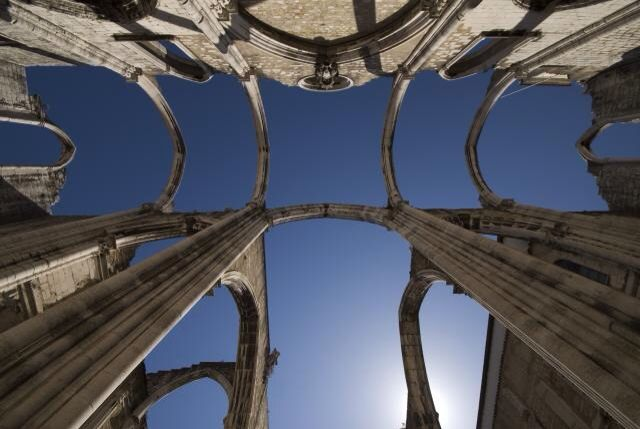 Ruine gothique
