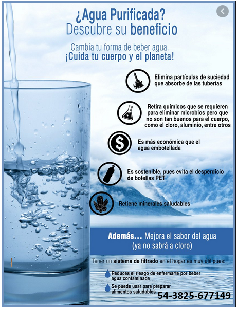 Por Qué Agua Purificada En 2021 Agua Purificada Beneficios De Beber Agua Beneficios De Tomar Agua