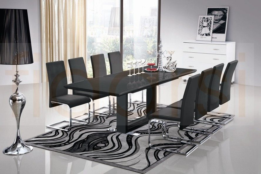 10 Seater Dining Table Dimensions Con
