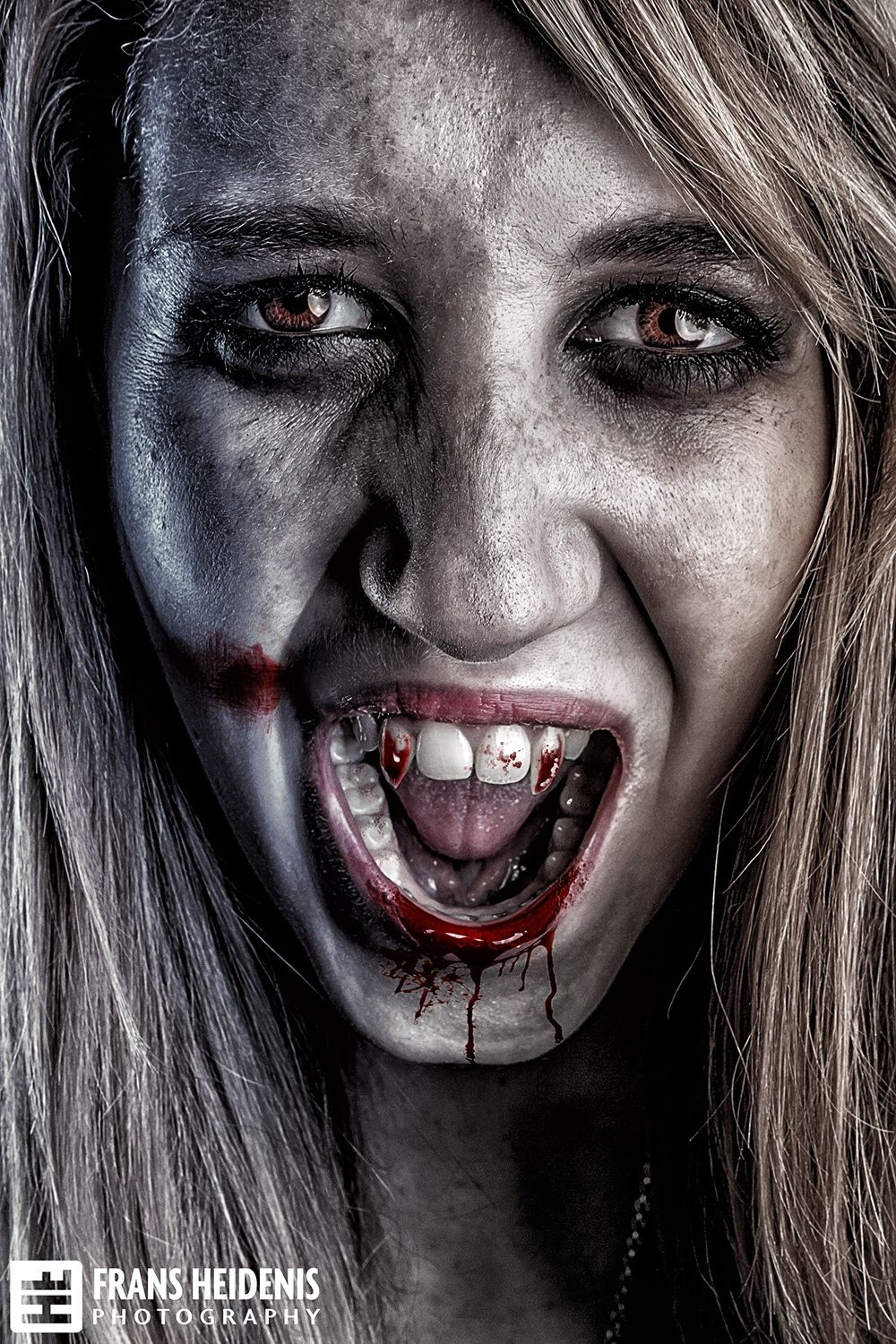 """Vampire - """"Becoming a vampire means completely changing your identity."""""""