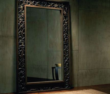 Beluga Mirror!  Thinking about buying it to match the chair ??