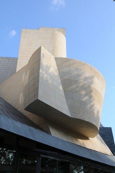 A Voir La Cinematheque Francaise Frank Gehry Cinematheque