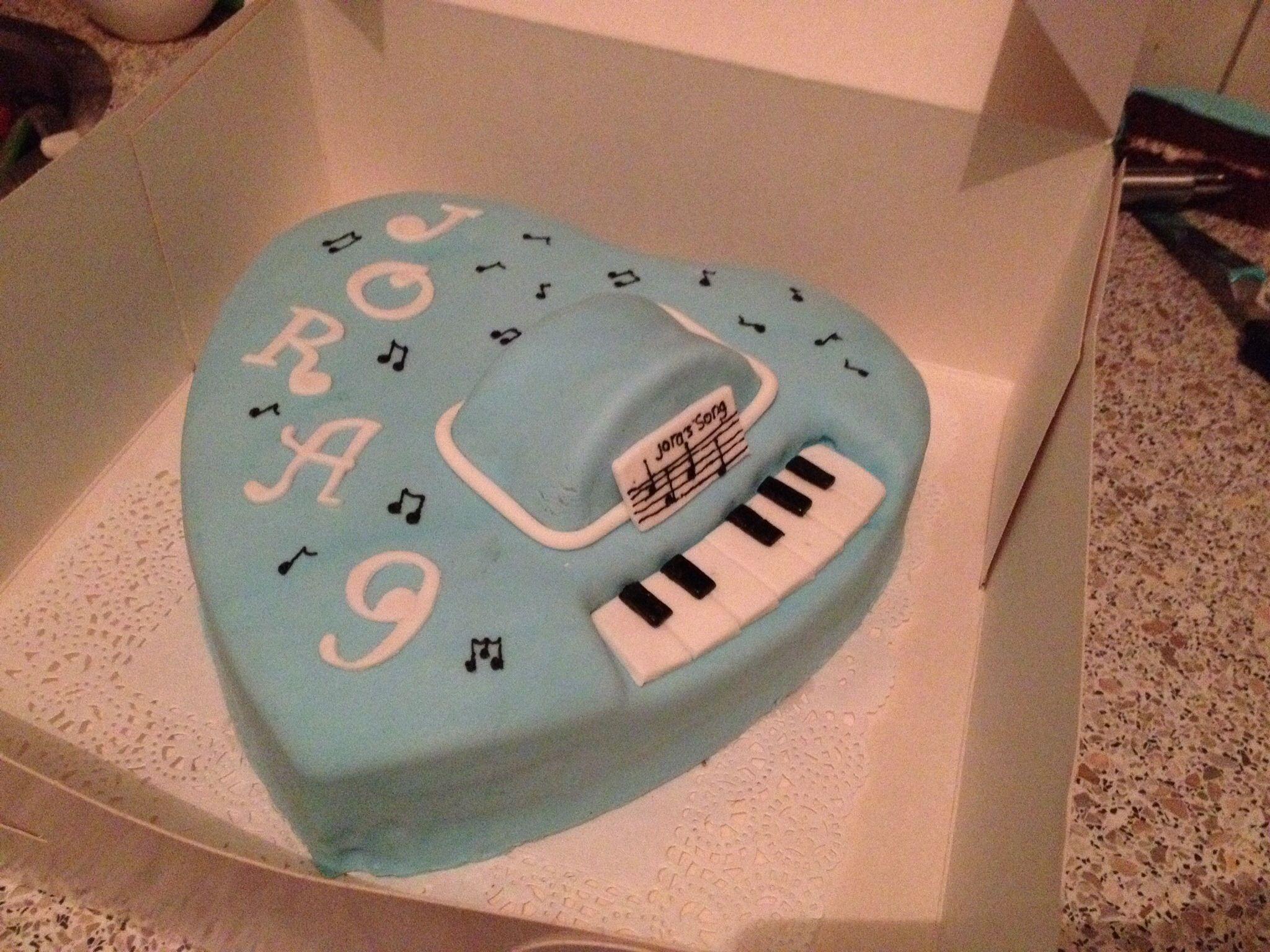 Muziek taart. DePatrieseri