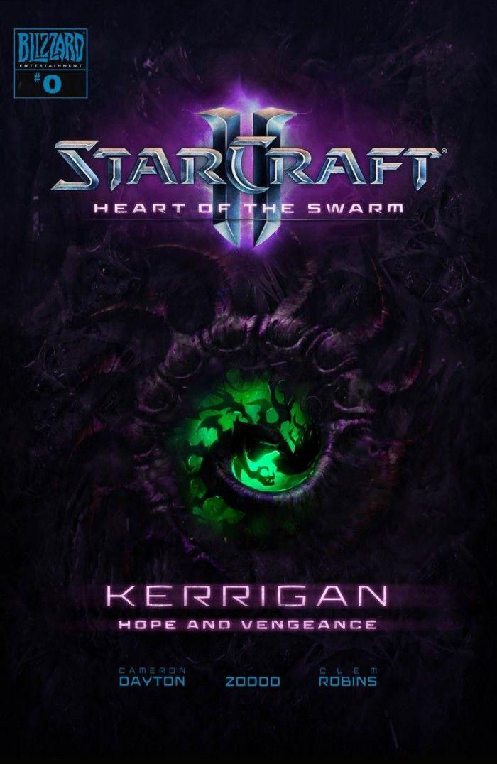 Starcraft – Kerrigan – Hope and Vengeance 000 | Read Comic