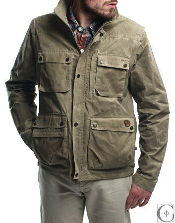 uk availability 91261 6c201 Fjallraven - Reporter Lite Jacket Khaki | ⊰ฺ✤ฺ⊱The ...