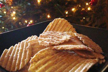 LAY'S® Wavy Sugar & Spice Holiday Delights