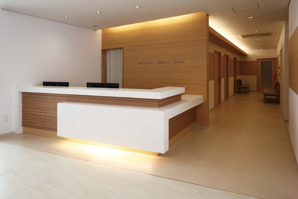 Counter counter mostradores pinterest recepciones for Diseno de muebles de recepcion