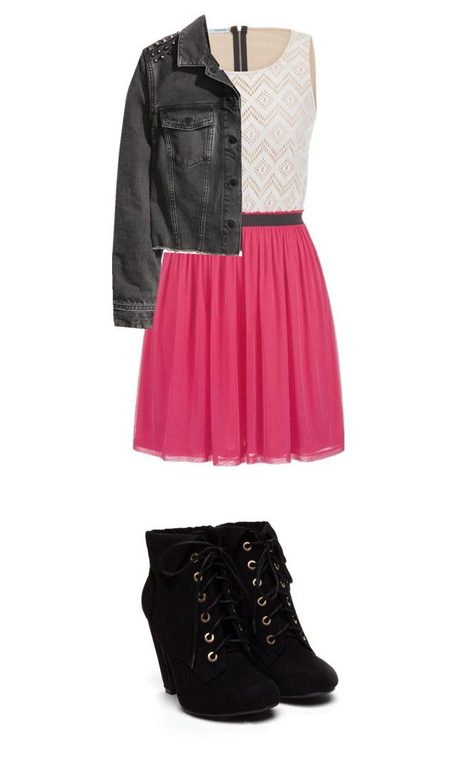 """""""Untitled #81"""" by tumblr-outfits12 ❤ liked on Polyvore featuring maurices, H&M, women's clothing, women, female, woman, misses and juniors"""