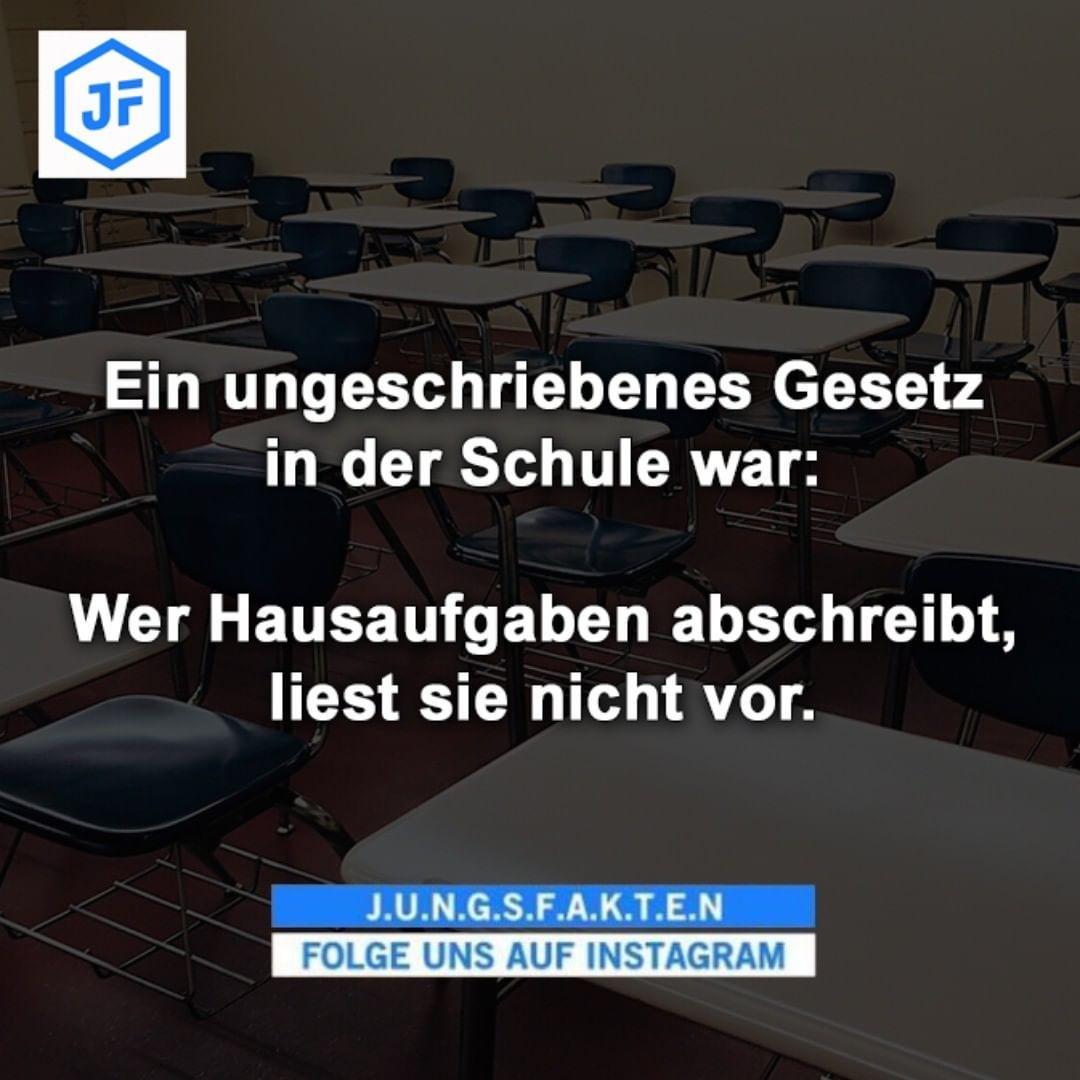 Photo of Stimmst du zu? Markiere jemanden aus deiner Klasse . #schule #lernen #hausaufgab…