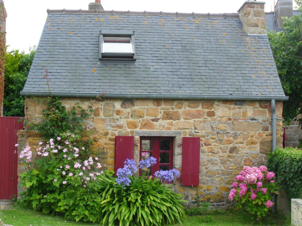 Maisons Bretonnes Le Blog De Bienvenue Chez Amelie Maison Bretagne Maison En Pierre Jolie Maison