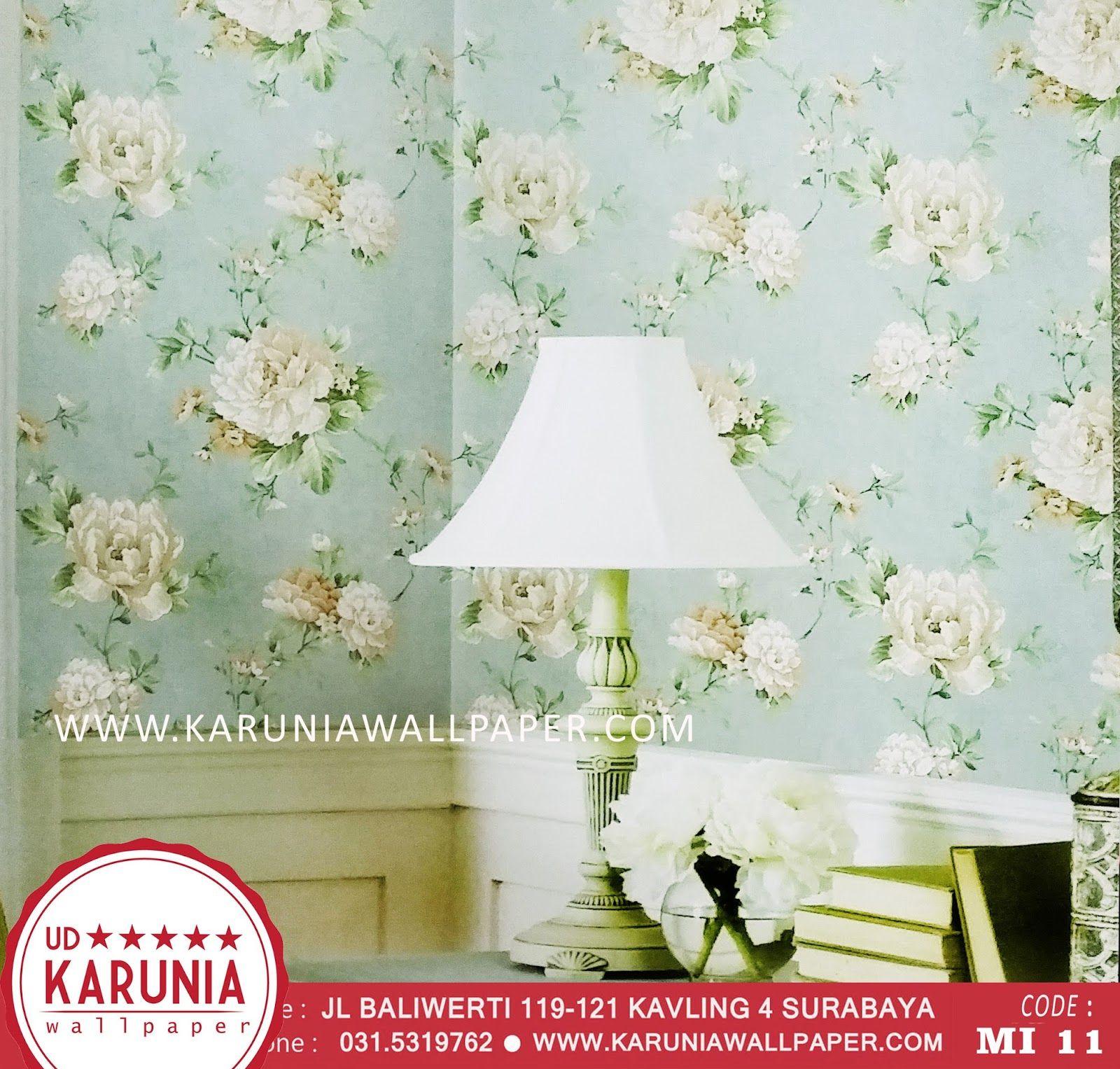 Pesan Wallpaper Dinding Desain Sendiri
