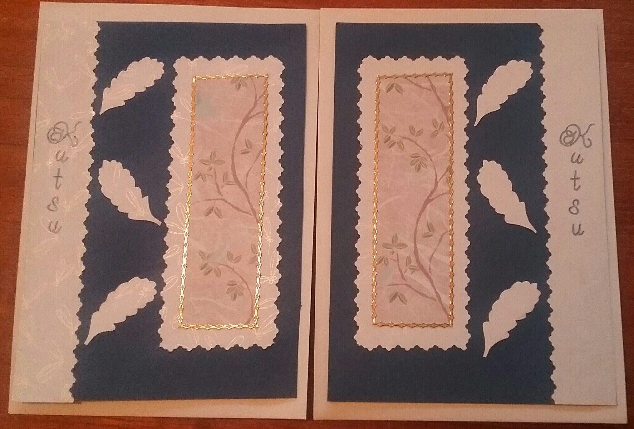Siniset Kutsu -kortit